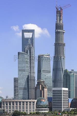 development shanghai shanghai central building china
