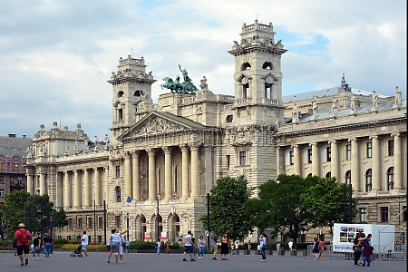 museum of ethnography in budapest