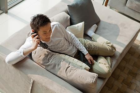 asians transverse composition a man adult