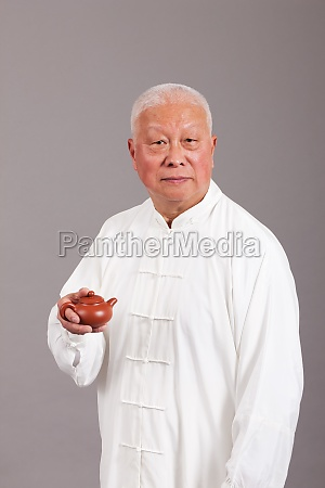 alone seniors chinese elements asian culture