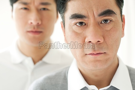 60 elder a man oriental