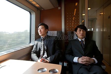 passengers oriental figures 30 to 40
