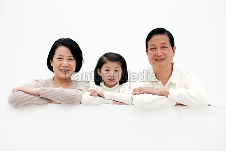 girl granddaughter oriental longevity transverse composition