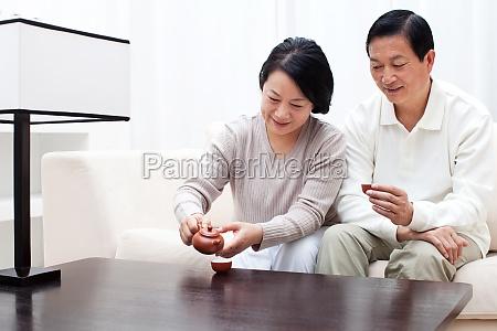 asians women leisure 60 teapot