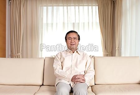 oriental figures seniors rest luxx smile