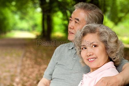 happiness longevity look at the camera