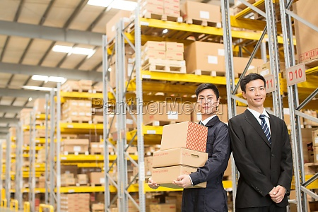 luxx smile chinese young men freight