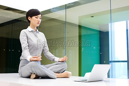 digital products adult office meditation asian
