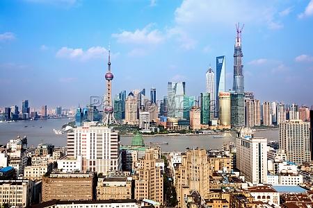development financial centre architectural exterior city