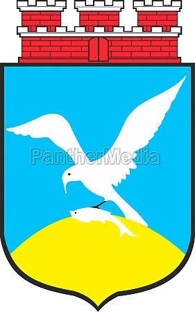 coat of arms of sopot