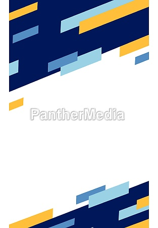 rectangle background vector design white abstract