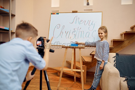 little boy and girl bloggers makes