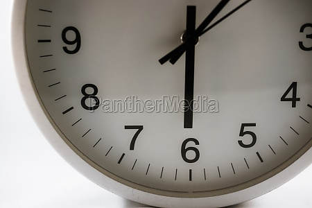 simple clock image