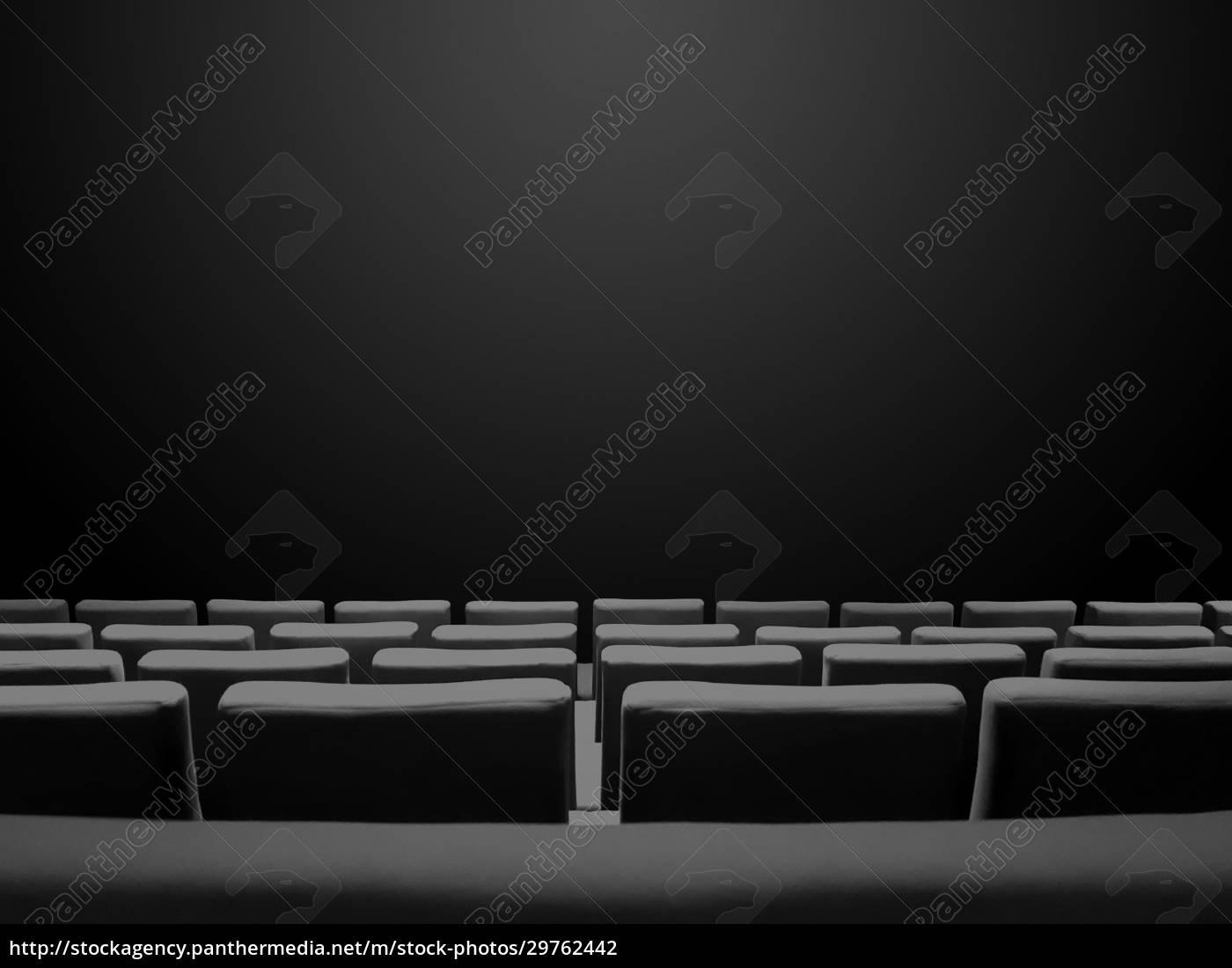 cinema, movie, theatre, with, seats, rows - 29762442