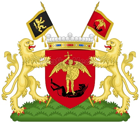 coat of arms of brussels