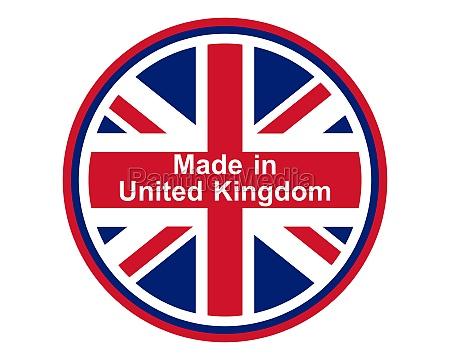 qualitaetssiegel made in united kingdom
