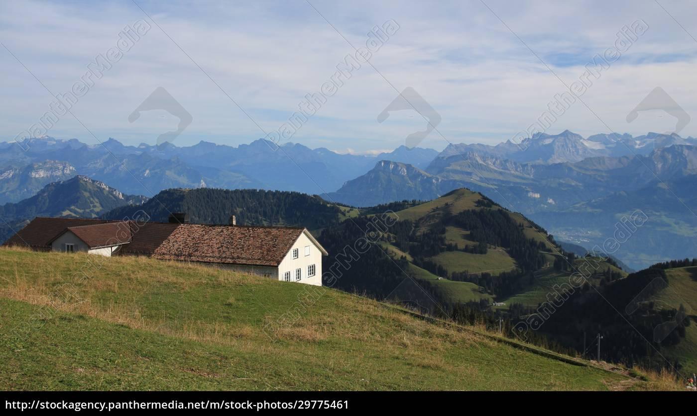 rural, mountain, landscape, in, central, switzerland - 29775461