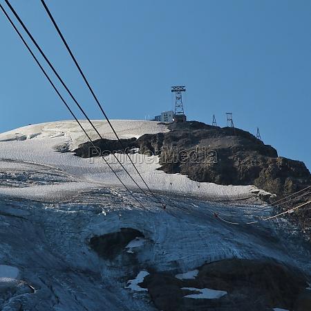summit station on mt titlis