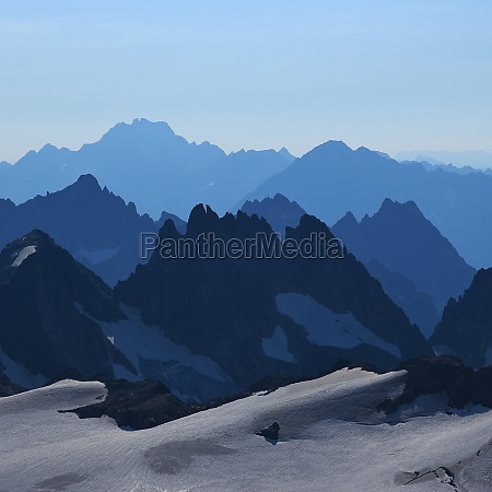 view from mt titlis
