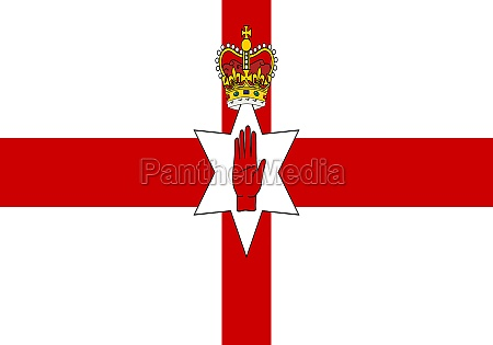 flag of northern ireland united