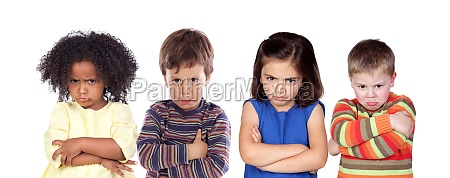 many, angry, children - 29781685