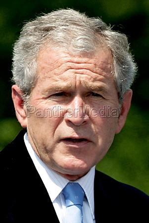 george w bush united states