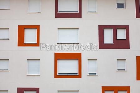 funny residential building in spain
