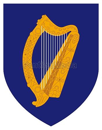 state emblem of ireland