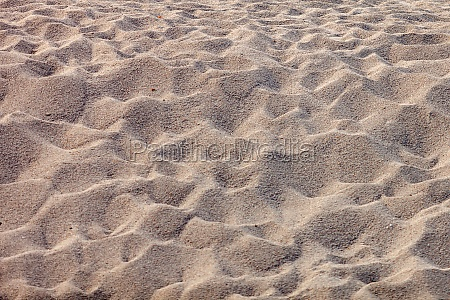 closeup sand of beach