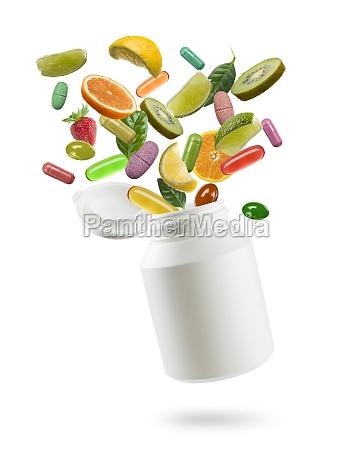 supplement pills