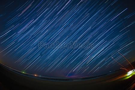 starry sky visible from sendai arahama