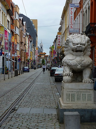 chinatown in antwerp