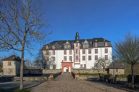 idstein castle hesse germany