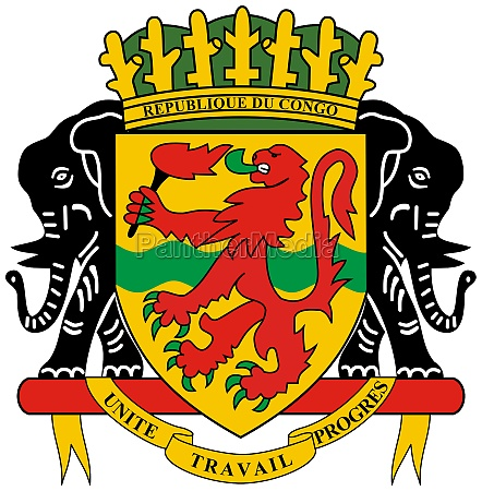 coat of arms of the congo