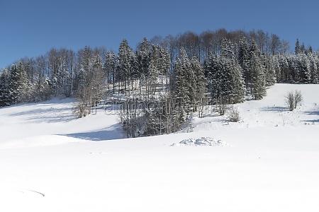 mostviertel in winter