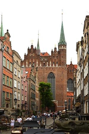 saint marys church of gdansk