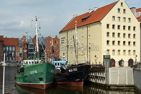 maritime museum in gdansk poland