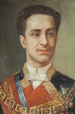alfonso xii king of spain young
