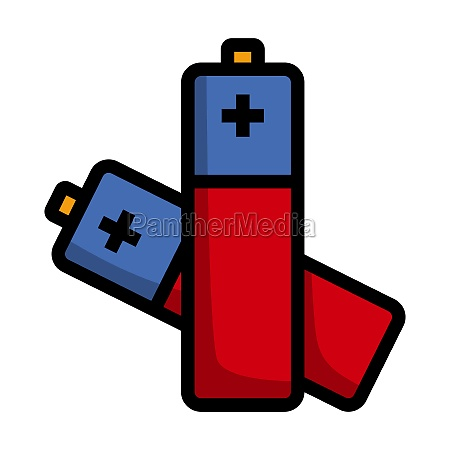 electric battery icon