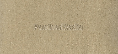 clean brown cardboard paper background texture