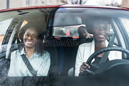 carpool ride share service app