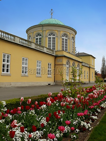 library pavilion of the royal