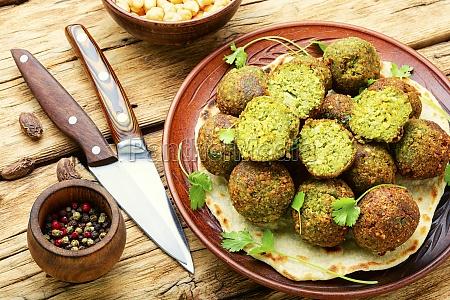 delicious falafel balls