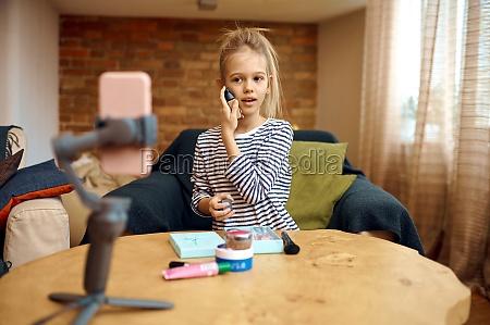 female child records blog little blogger