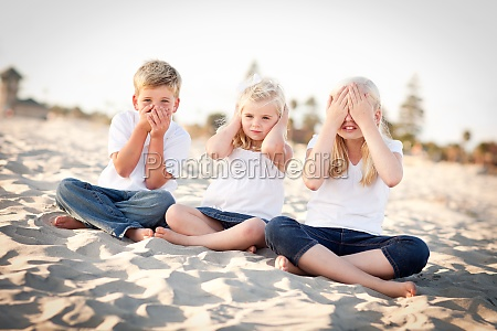 see hear and speak no evil