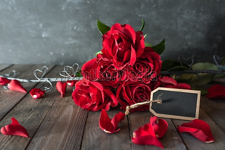 red roses for mothers day