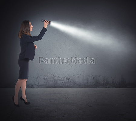 torch lights to search