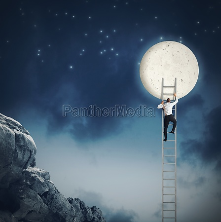 want the moon