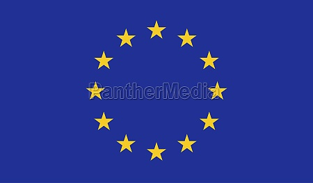 european union flag image