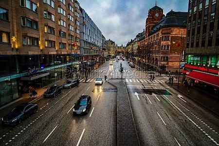 streets of stockholm sweden